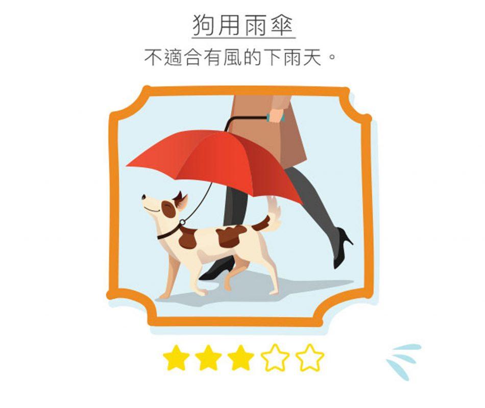狗用雨傘 PetbleCare 寵物保險